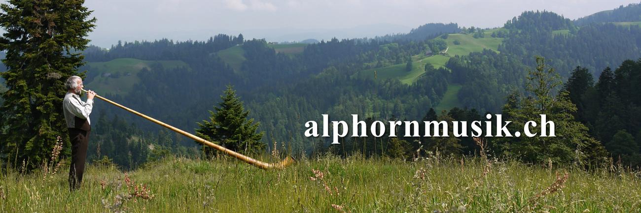 Alphorn Weihnachtslieder.Alphorn